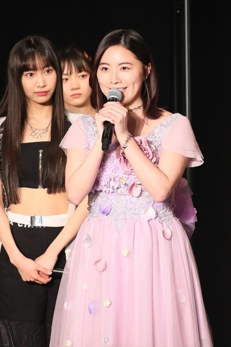 グループからの卒業を発表するSKE48の松井珠理奈さん (c)2020 Zest,Inc.