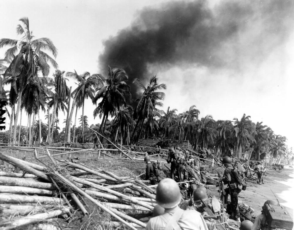 激戦地の一つとして知られるフィリピン・レイテ島。多くの日本兵が命を落とした