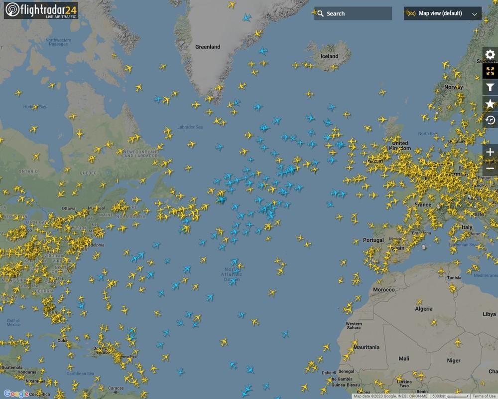 フライト レーダー 24 Live Flight Tracker - Real-Time