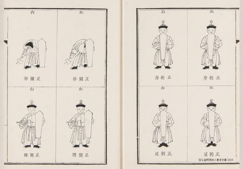 『壇廟祭祀節次』編者不明 18世紀半ば頃刊か 6冊
