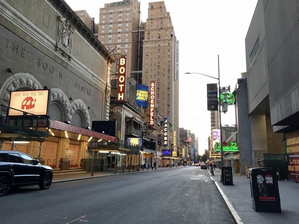 岡田光世「トランプのアメリカ」で暮らす人たち  コロナでニューヨークもゴーストタウン