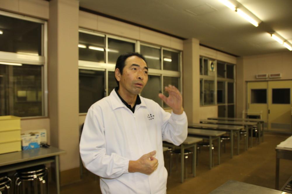 大和田行俊先生は「なにか恩返しできないものか、と考えていました」と振り返る。