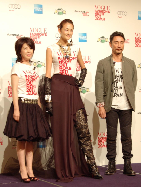 冨永愛、モデル時代の「嫌がらせ」明かす ランウェイで、カメラに映らないように...