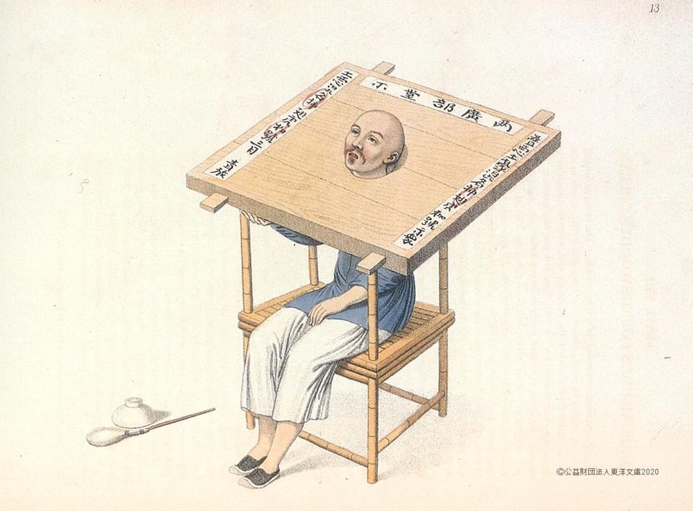 中国の刑罰