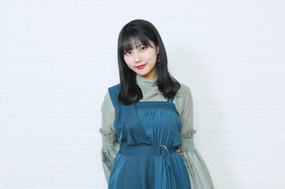 田中美久さん。2019年1月のコンサートで「莉乃ちゃんの後を引き継ぐ」と宣言していた (c)Mercury