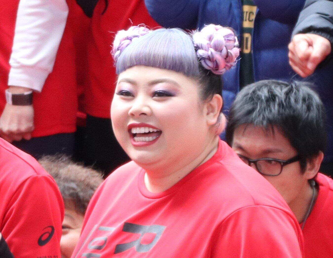渡辺直美さん。ゲーム内では凄腕スナイパー?