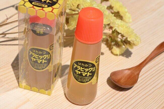 アラビックヤマト容器の「ハチミツ」販売 液体のり「誤飲リスク」指摘に、コラボ発売元の対策は...