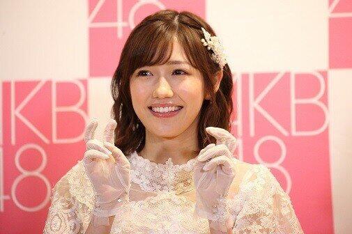 元AKB浦野一美、渡辺麻友引退にコメント 「寂しい卒業のニュースが...」