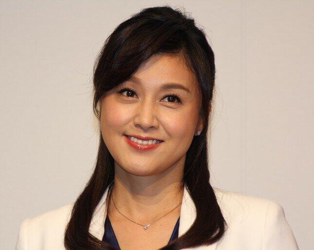藤原紀香さん(2015年8月撮影)