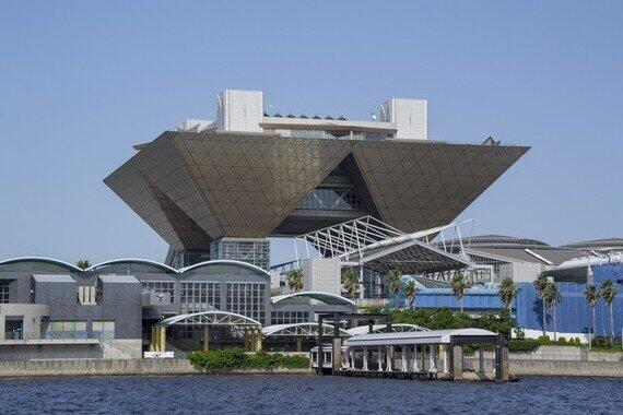 ビッグサイト青海展示棟、利用期間「1年延長」で調整 終了後の扱いは?