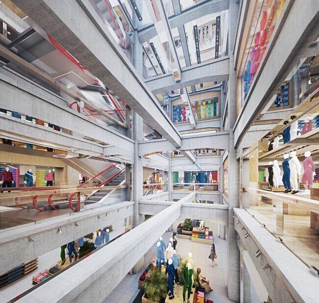 ユニクロ 「国内最大級」の銀座新店はどんな店? 新ライフスタイルへの戦略との関係