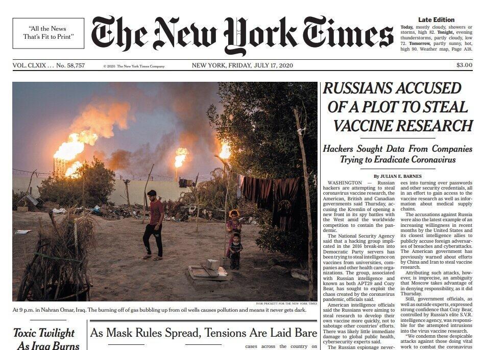 岡田光世「トランプのアメリカ」で暮らす人たち<br /> ニューヨーク・タイムズ編集者の相次ぐ辞任の意味