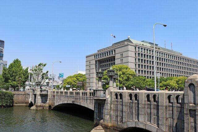 大阪市役所(大阪市中央区)