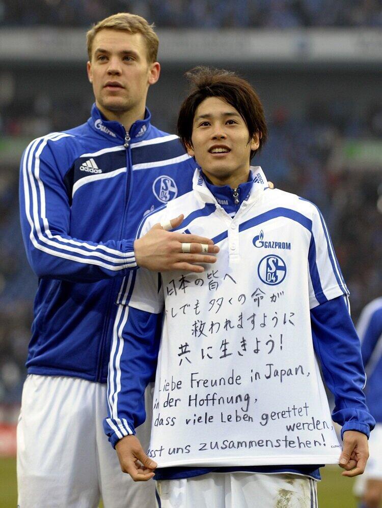 「怪我さえなければ...」「東日本大震災の時...」 内田篤人の引退、ファンが一様にあげた声