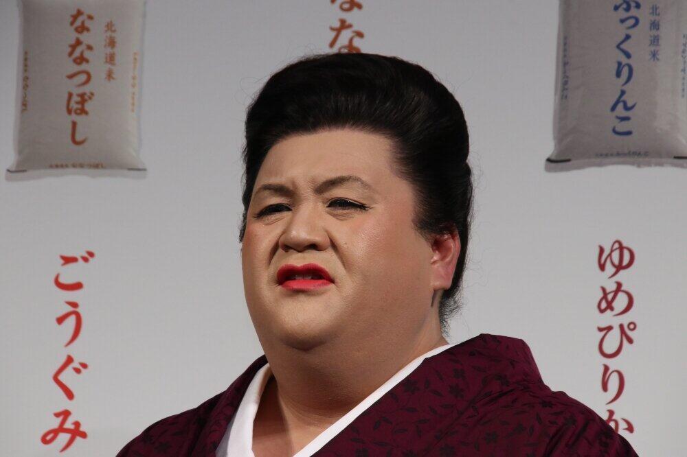 マツコ・デラックスさん。村上さんの関西弁にツッコミ