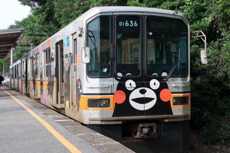 熊本電鉄の車両
