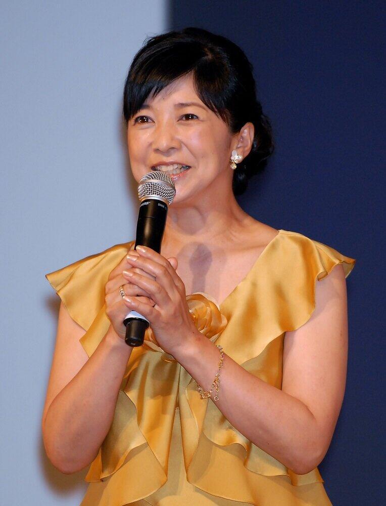 宮崎美子さん(写真:アフロ、2010年7月撮影)