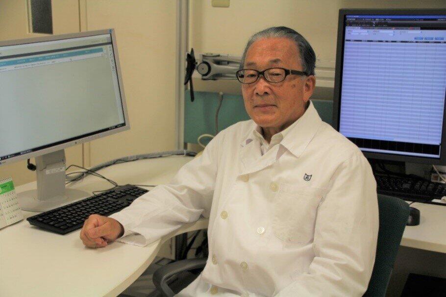 「腸、特に大腸は単に水分を吸収するだけでなく、様々な疾患に影響していることがわかってきました」と松井教授は言う