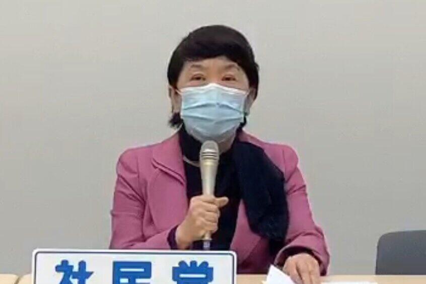 「瑞穂はやっぱり社民党」 分裂寸前に福島党首が「1998年フレーズ」再強調する理由