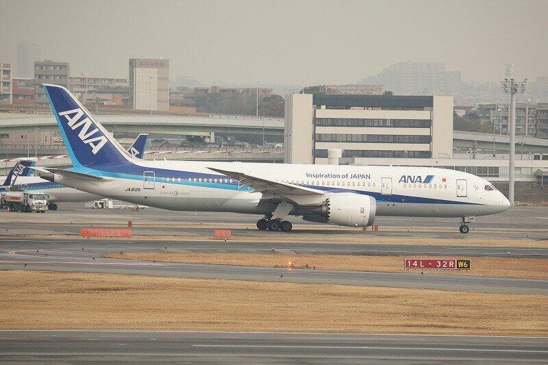 「第3のブランド」の中距離LCCでは、ANAで運航されているボーイング787型機を使用する予定だ