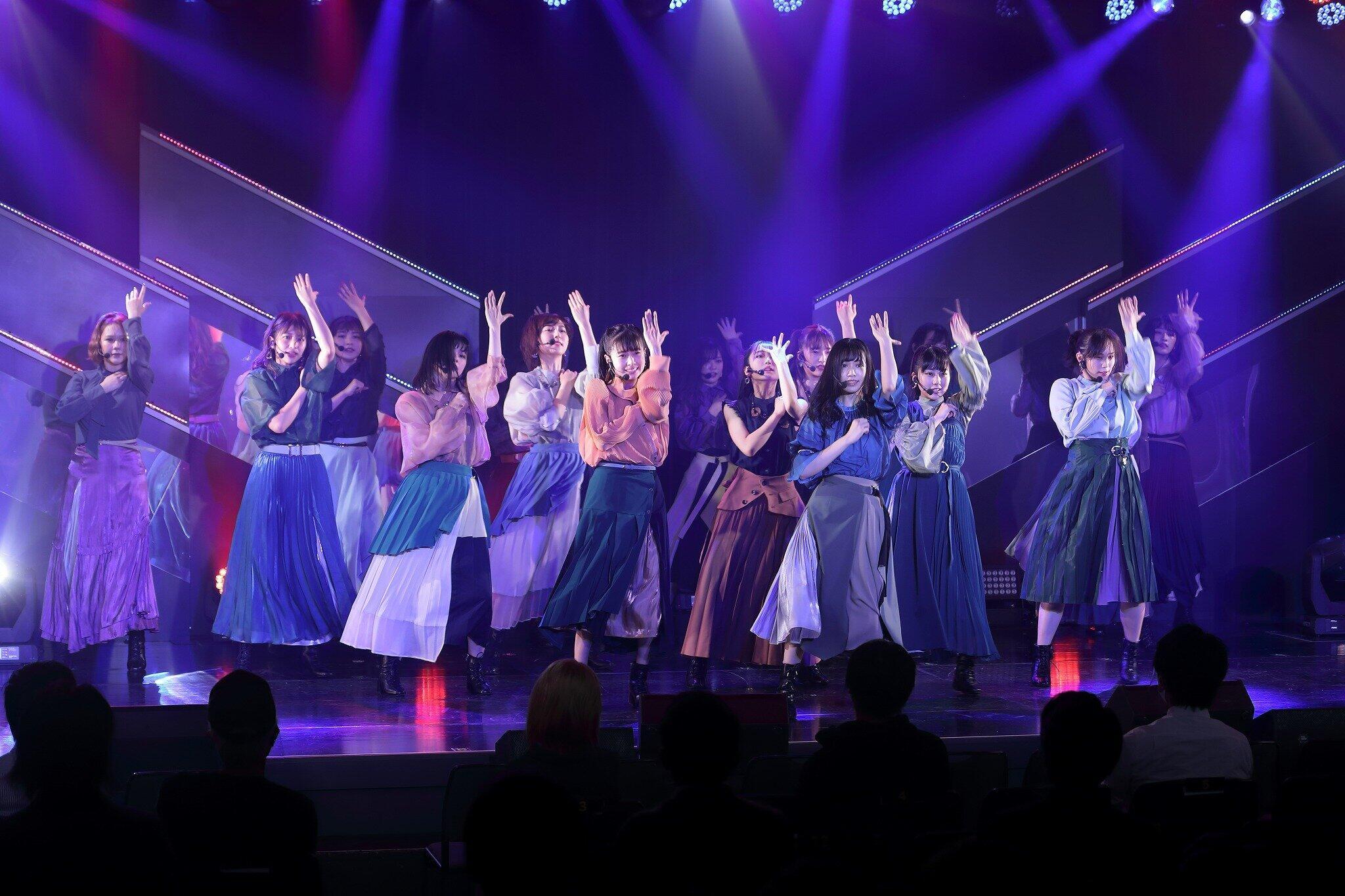 HKT48、専用劇場「復活」と変わる福岡の景色 10年目へ向け「たくさんの人を笑顔に」