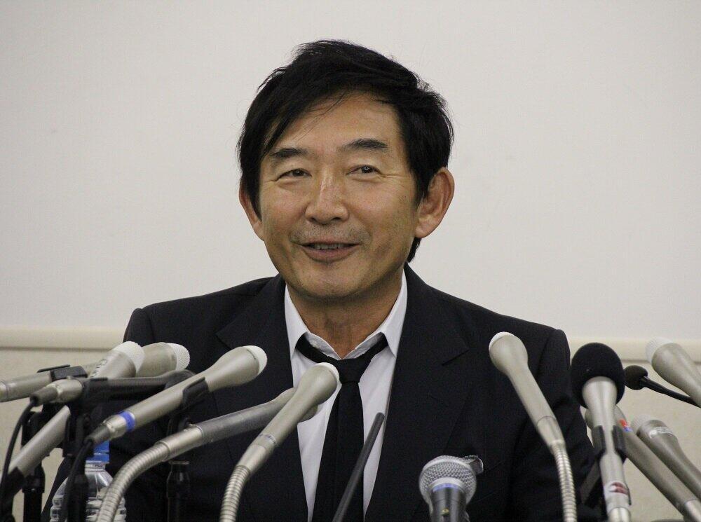 石田純一さん(2016年撮影)