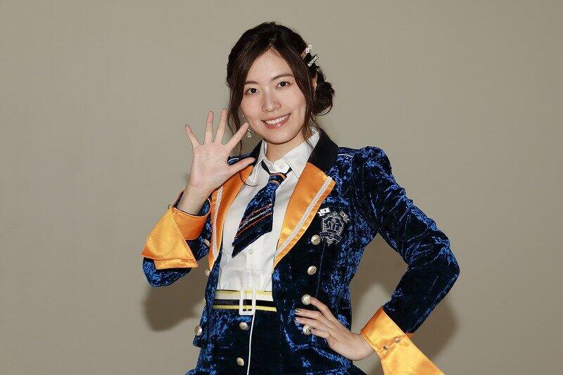 SKE48の松井珠理奈さん。自らの「卒業シングル」にかける思いを語ってもらった