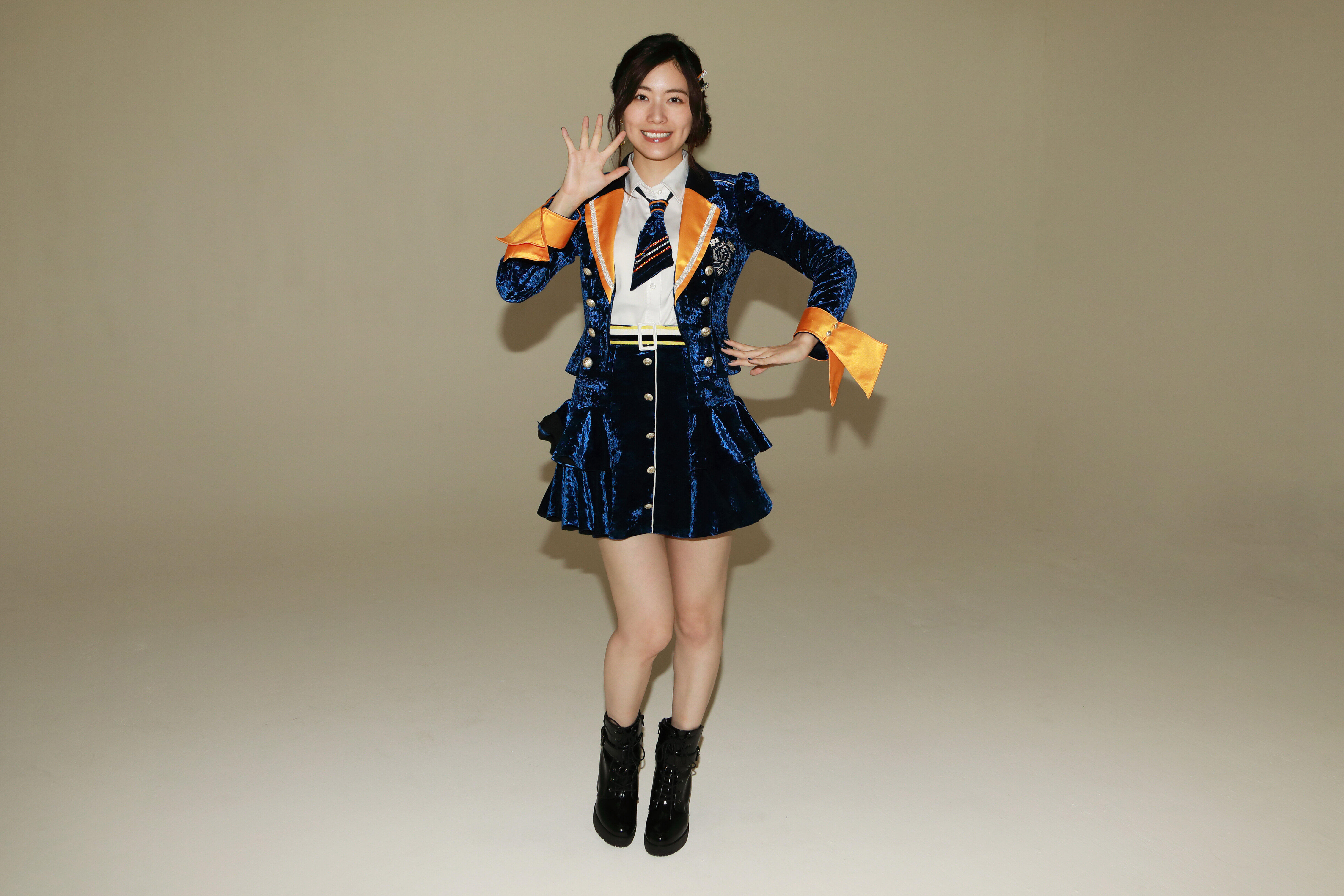SKE48の松井珠理奈さんはJ-CASTニュースとのインタビューで「私は『センターは固定すべき派』なので...」などと話した