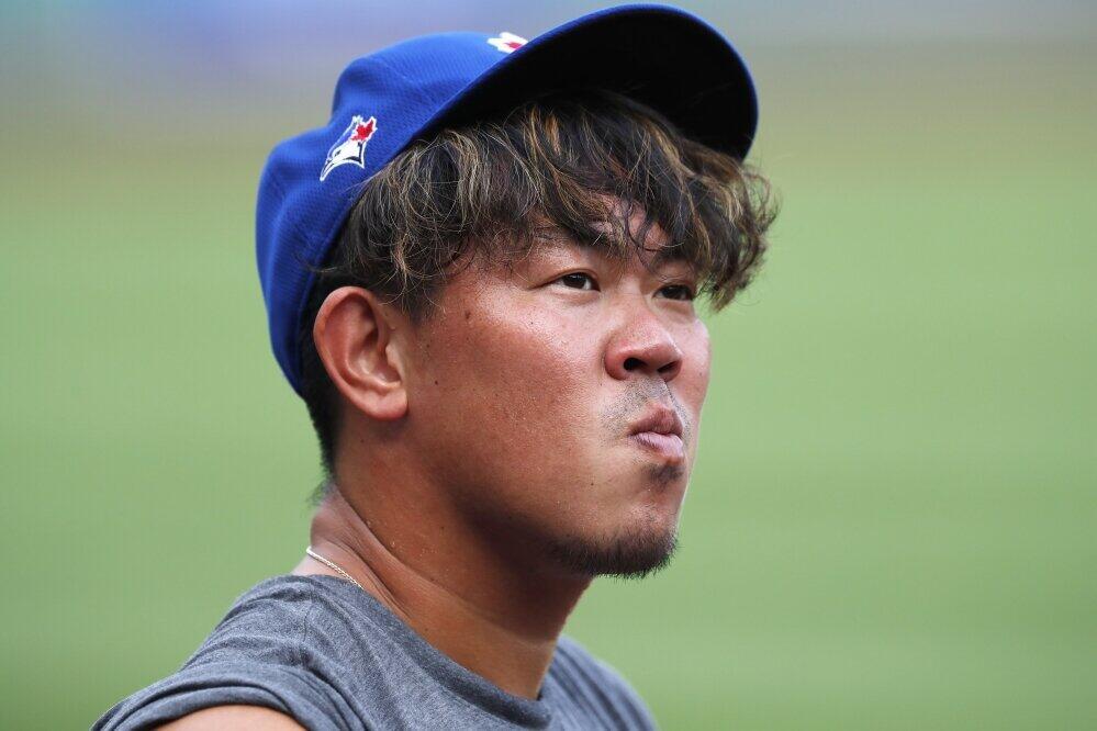 山口俊投手(写真:AP/アフロ)