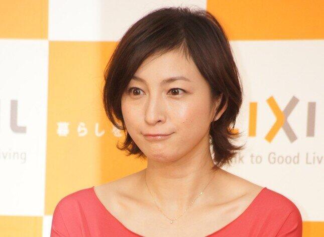 広末涼子さん(2012年撮影)