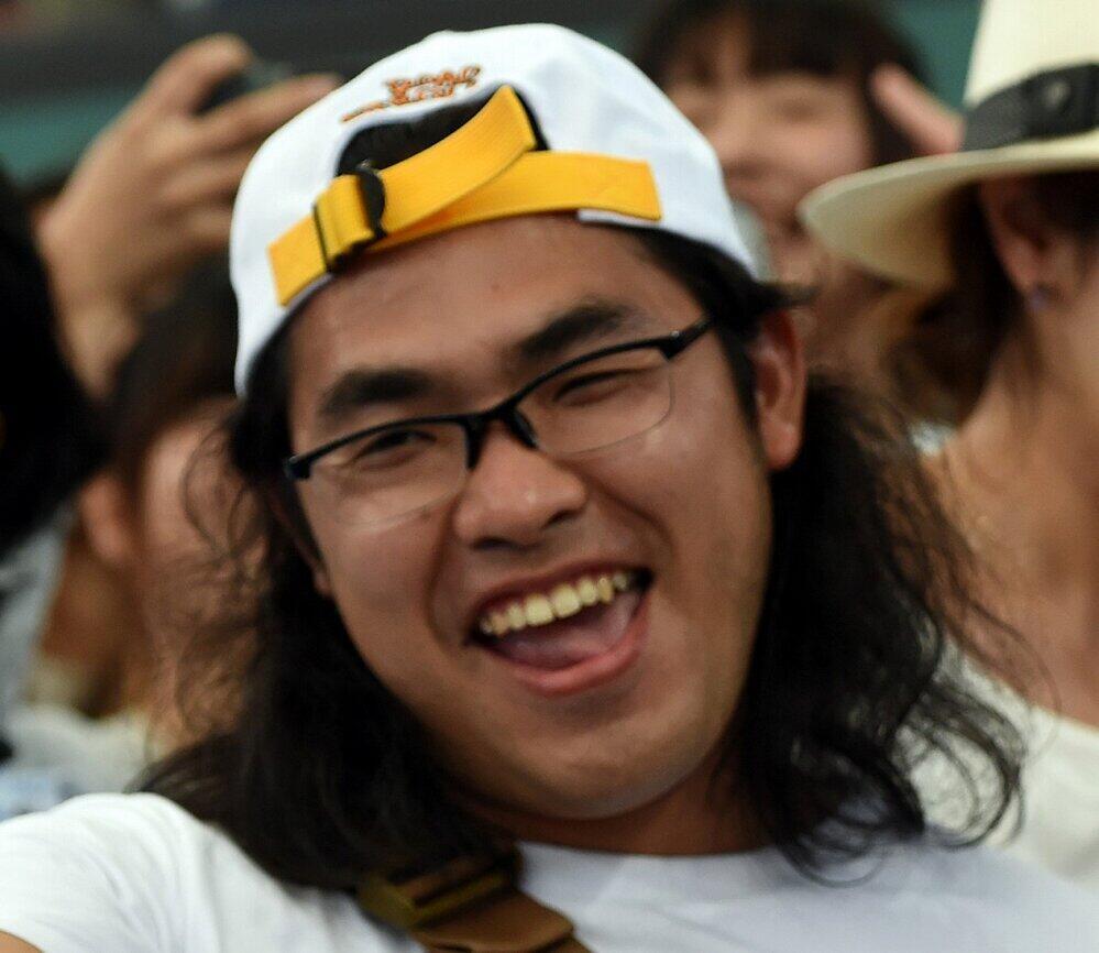 「ロッチ」中岡創一さん(写真:AFP/アフロ)