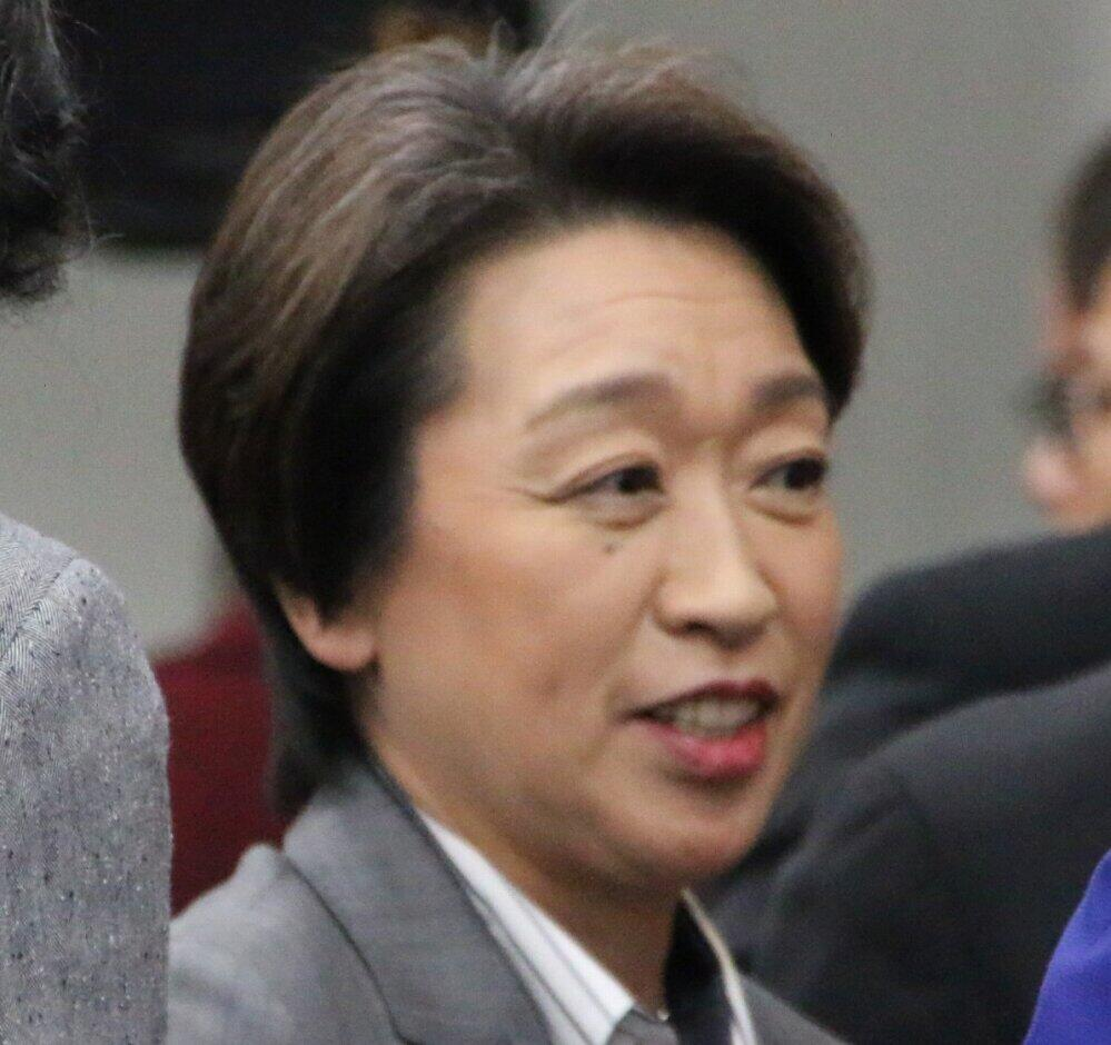 橋本聖子五輪担当大臣(2019年11月撮影)