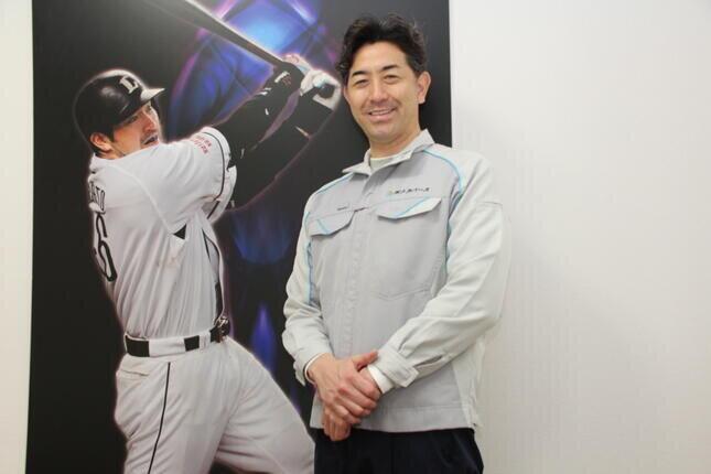 引退から7年を経て、会社員としても出世し今は役員も務めるG.G.佐藤さん