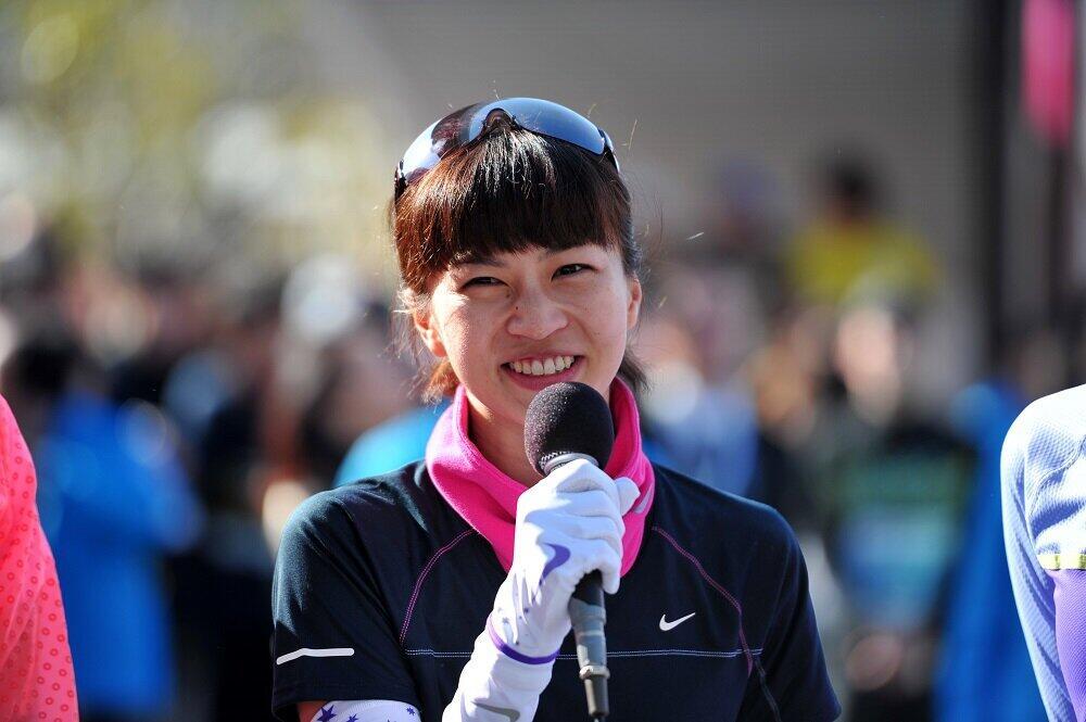安田美沙子さん(写真:築田純/アフロスポーツ)が「心からおめでとう」と祝福した。