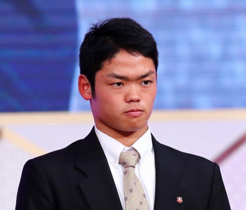 根尾昴(写真:西村尚己/アフロスポーツ)