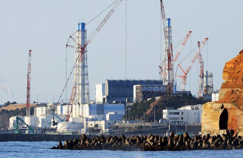 福島第1原子力発電所(写真:つのだよしお/アフロ)