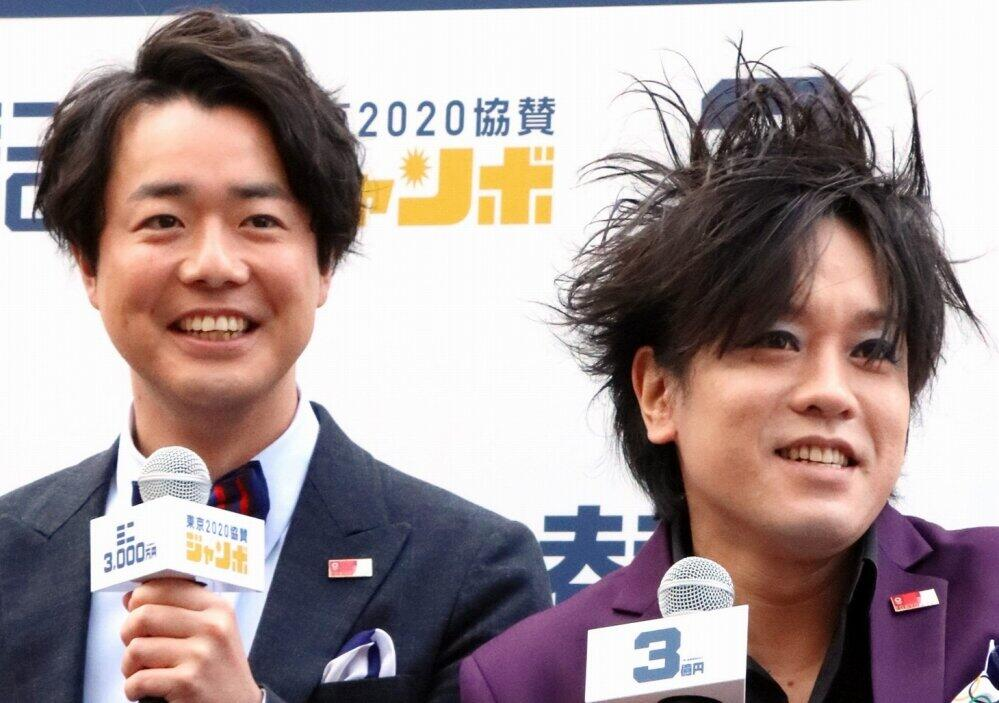 ぺこぱのシュウペイさん(左)、松陰寺太勇さん(右)(写真:つのだよしお/アフロ)