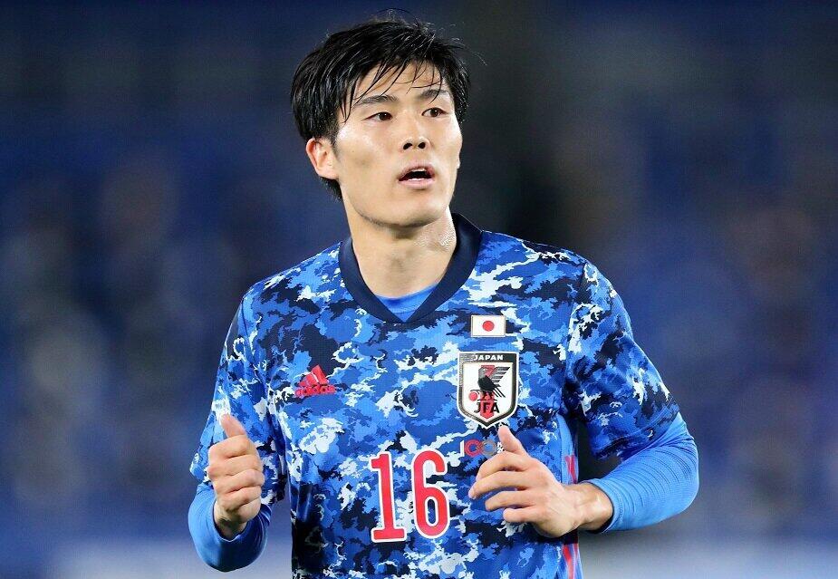 冨安健洋選手(写真:西村尚己/アフロスポーツ)