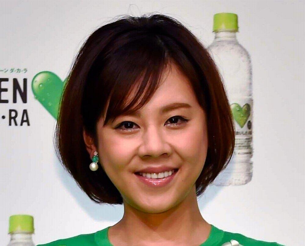 高橋真麻さん。子ども時代の写真がアップされた