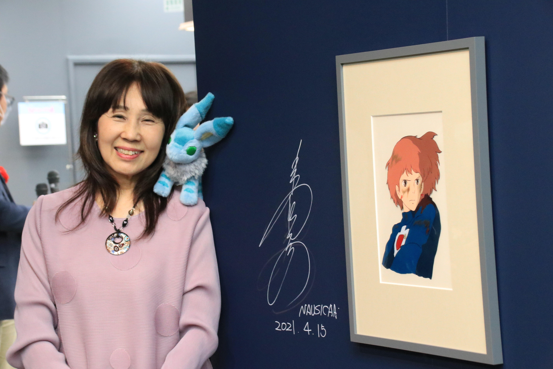 島本須美さん