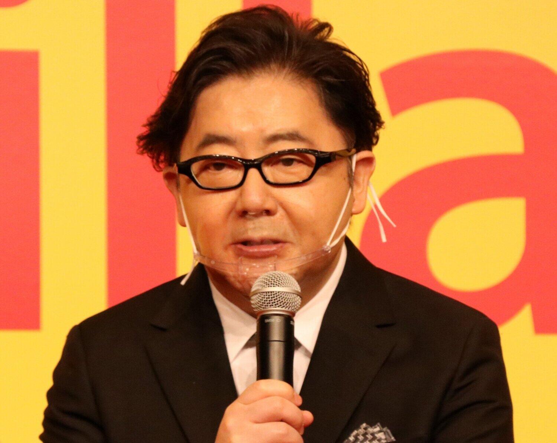 秋元康さん(2010年撮影)
