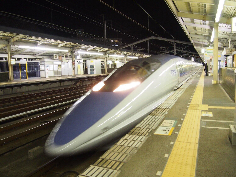 「JR西日本どこでもきっぷ」は山陽新幹線にも乗車できる