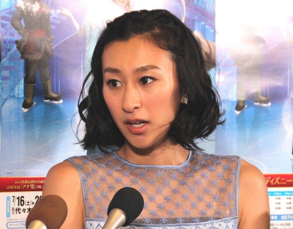 浅田舞さん(写真は2016年7月撮影)