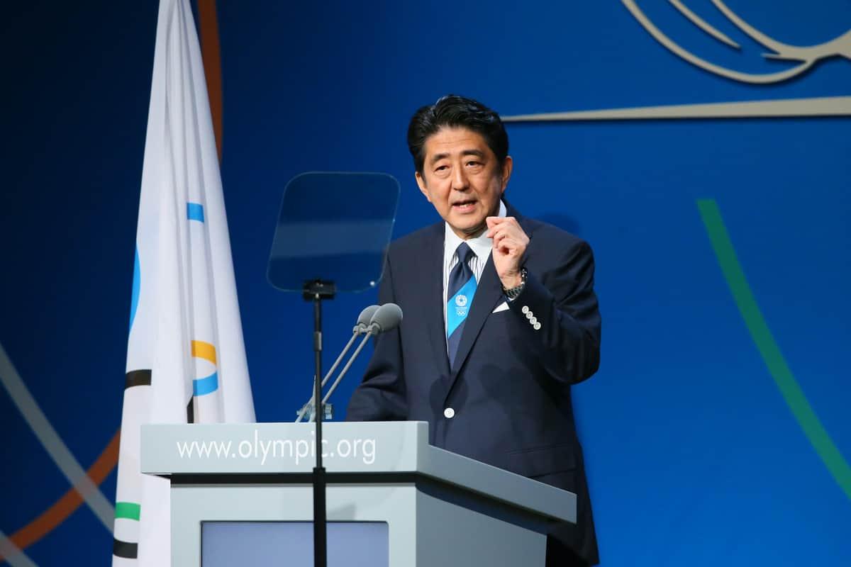 2013年9月の国際オリンピック委員会(IOC)総会で2020年大会の開催が東京に決定。決定に先立つプレゼンテーションで安倍晋三首相(当時)が原発事故の状況を「アンダー・コントロール」と表現したことが尾を引いた(写真:YUTAKA/アフロスポーツ)