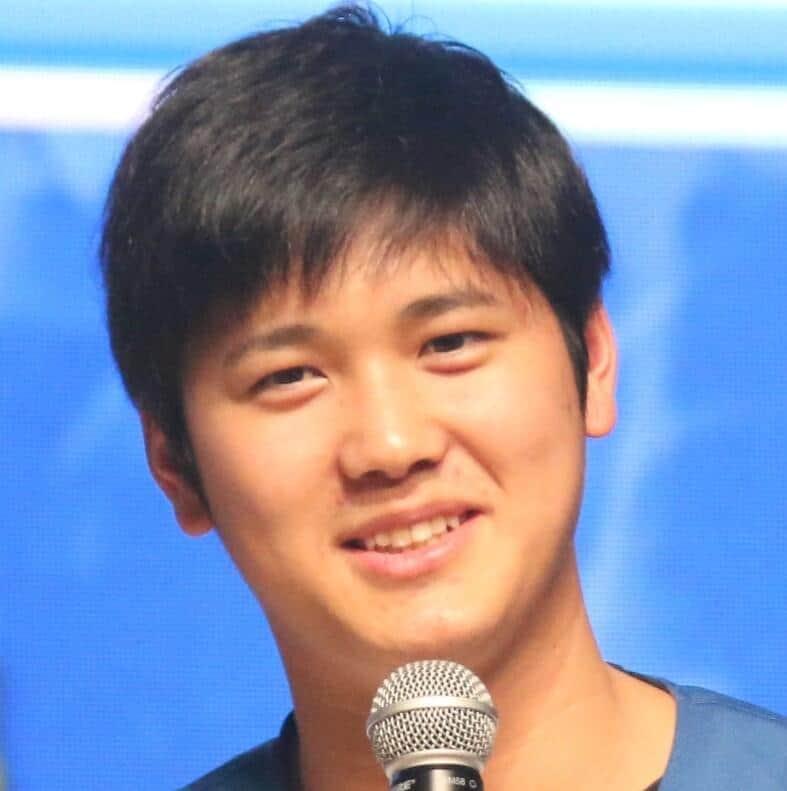 大谷翔平のガム、デカ過ぎ?! 「くちゃくちゃ姿」にファン注目「子どもみたい」「可愛い」