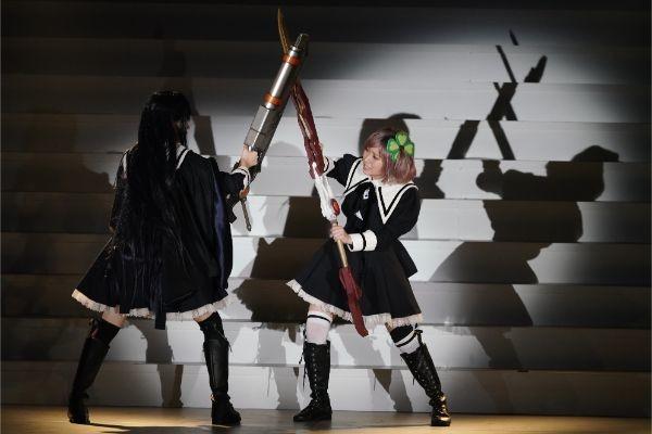 美少女フィギュアをアクション舞台化 アニメと同配役で「アサルトリリィ」開幕