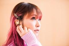 LiSA好みの音質にチューニングしたカスタムイヤホンが発売!