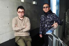 音とデザイン 第4回  現代アートから「世界の見方」を学ぶ コンセプター坂井直樹さん×Sumally代表 山本憲資さん
