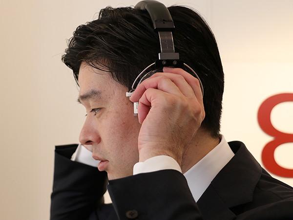 音の匠にきく 補聴器の技術が生きるカスタムIEMの耳型採取東京ヒアリングケアセンター 菅野 聡氏
