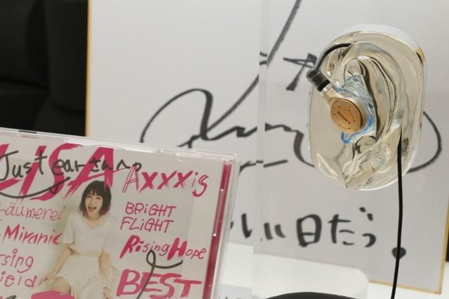 LiSAッ子が、Just ear LiSAモデル「XJE-MH/L1SA」を体感してみた!